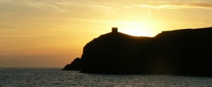 abereiddy-watch-tower